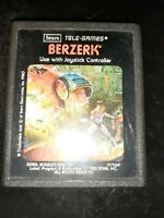 Berserk Sears Tele-Games (Atari 2600, 1982) *BUY 2 GET 1 FREE +FREE SHIPPING*