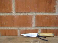 "Vintage 3 1/2"" Blade *** PACIFIC CUTLERY COMPANY *** Carbon Paring Knife USA"