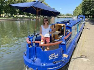 narrow boat hire luxury Worcester Gold standard new holidays boating