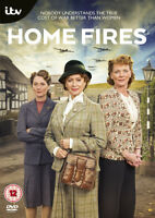 Home Fires DVD (2015) Clare Calbraith cert 12 ***NEW*** FREE Shipping, Save £s