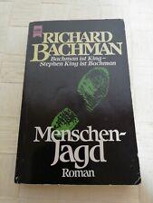 Richard Bachman MenschenJagd Running Man GERMAN EDITION (Stephen King)