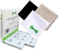 Microfiber Cloths and Premoistened Wipes for Electronics,Camera, Lenses, Glasses
