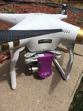 DJI Phantom 3 Natural to PURPLE Gimbal Lock UV Color Changing