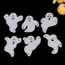 Halloween Ghost Cutting Dies Stencil DIY Scrapbooking Paper Card Craft Embossing