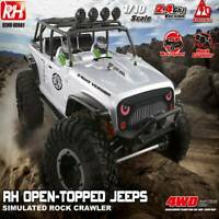 Remo Hobby 1073-SJ 1:10 4WD Brushed RC Car Off-road Crawler Truck RTR