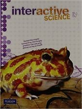 Grade 5 Pearson Interactive Science Student Book National Edition 5th