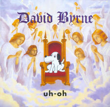 DAVID BYRNE - UH - OH (CD 1992 GERMANY - LABEL SIRE RECORDS )
