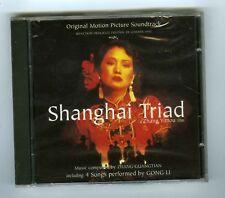 CD (NEW) OST SHANGAI TRIAD ZHANG GUANGTIAN / GONG LI
