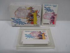 NES -- FINAL FANTASY 1 -- Box. Can data save! Famicom, JAPAN Game. 10467