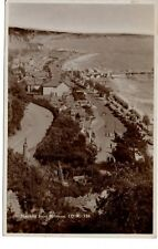 Postcard, Shanklin, from Rylstone, Isle of Wight, Pikes Real Photograph, 1939