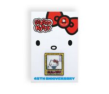 NEW Sanrio Hello Kitty 45th Anniversary Friend of the Year Pin Month - January