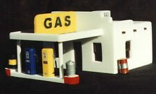 ADOBE GAS STATION - HO-150 - HO Scale by Randy Brown