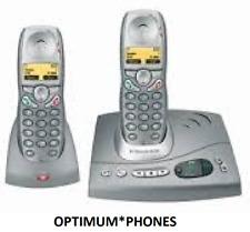 BT Diverse 6150 Twin Teléfono Inalámbrico Digital Con Contestador Automático