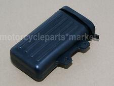 Black Motorcycle Trail Bike Tool Box Holder For Suzuki DR250 Djebel TW200 TW225
