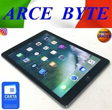 APPLE IPAD AIR 2 CELLULAR + WIFI 64GB RETINA DISPLAY FATTURABILE GRADO B GRAFFI
