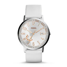 FOSSIL WOMEN'S WHITE COLLECTION  EDITION WATCH ES3749