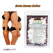 Natural 100% Pure Coffee Enema Detox Organic Cleansing Colon Cleanse 7 Tea Bag