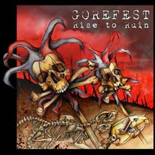 "GOREFEST ""Rise To Ruin"" NEW CD +2 bonus tracks 2007 Death Metal; entombed asphyx"