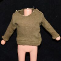 ☆ Action Man VAM Palitoy ☆1st Issue Talking Commander's Jersey VGC ☆ c1970-77 ☆
