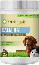 Pet Naturals of Vermont Calming, Behavioral Support Supplement for Dogs and Cats