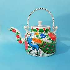 More details for hand painted pakistani truck art big kettle