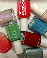 * ESSIE NAIL POLISH 0.5oz = 15ml Nail Lacquer Brand New YOU CHOOSE 1 From 1-715