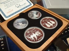 CANADA 1976  SILVER OLYMPIC  PROOF SET ** No III **