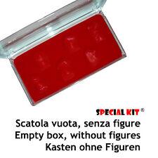 Scatola VUOTA per serie sorpresine Ferrero Kinder Sorpresa Italia 1992-1999