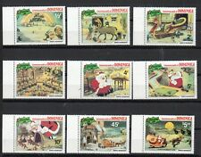 DOMINICA STAMPS 1981 WALT DISNEY PRODUCTIONS CHRISTMAS 81 MINT NEVER HINGED