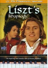 Liszt's Rhapsody [New DVD]