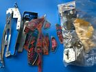 Gottlieb pinball Totem lot of 3 3/4 pounds playfield parts
