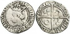 CROAT SPAIN FRANCE PERPIÑA Perpinyà. ALFONSO IV 1416 - 1458 VERY SCARCE  PLATA