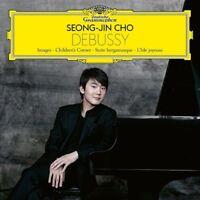 SEONG-JIN CHO - DEBUSSY  2 VINYL LP NEW+ DEBUSSY,CLAUDE