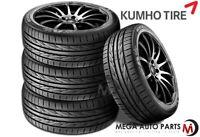 4 x KUMHO Ecsta PS31 225/50ZR17 98W XL Ultra High Performance (UHP) Tires
