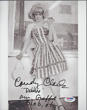 CANDY CLARK Signed 8 x 10 AMERICAN GRAFFITI Photo AUTOGRAPH w/ PSA DNA COA AUTO