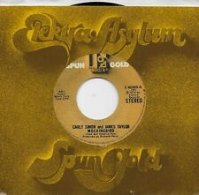 CARLY SIMON  Mockingbird / Haven't Got Time For The Pain 45