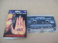 TELEPATHY - jungle dons / dub plate special ... cassette album 1995
