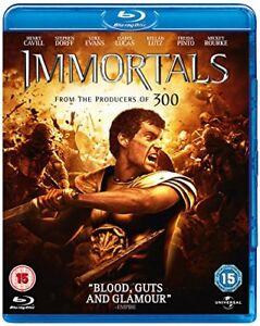 Immortals [Blu-ray] [DVD][Region 2]