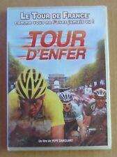 DVD TOUR D'ENFER (TOUR DE FRANCE) - PEPE DANQUART - NEUF