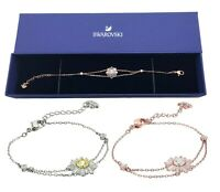 SWAROVSKI Rose Gold Rhodium Sunshine Sparkle Crystal Bracelet 5459594 5451357