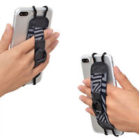 Hand Strap with 360°Rotation Metal Ring Grip Holder & Stand for i Phone 8 7 Plus