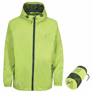 Trespass Qikpac Packaway TP75 Jacket | BNWT | Leaf Green | XXL