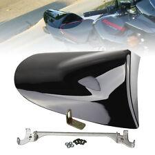Black plastica ABS Seat Cover Rear Cowl Fairing 03-06 Kawasaki Z1000 ZX6R 03-04