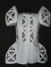 Lady Gaga Judas Bad Romance BORN THIS WAY BALL Dress COSTUME OUTFIT CLOTHES