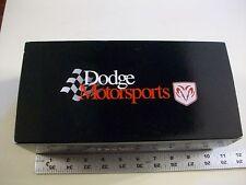 Dodge Motorsports 1:24 die-cast Nascar #1 car NOS with Sleeve box & Certificate