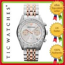 Women's Quartz (Battery) Silver Case ARMANI Wristwatches