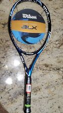 New Wilson BLX Tidal Force grip 4 3/8 last ones 105 head size