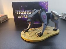 Hard Hero Transformers Artist Proof Ravage Statue, Jason Ray Limited to 500