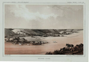 "1860 USPRR ""Shyenne River"" & ""lightning Lake"""