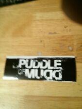 Puddle Of Mudd Sticker